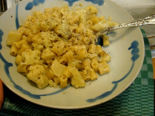 "Cauliflower Pasta ""Risotto"""